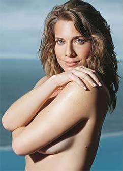 Letícia Spiller - Fotos nua e pelada