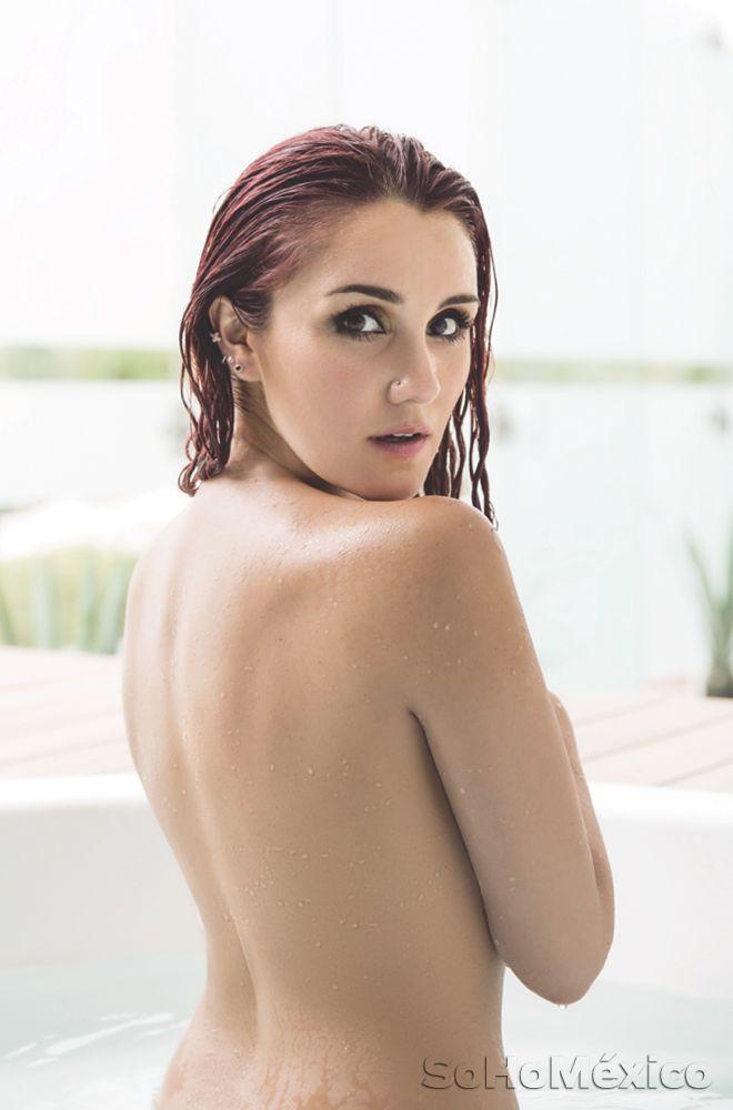 Dulce Maria - Fotos nua e pelada