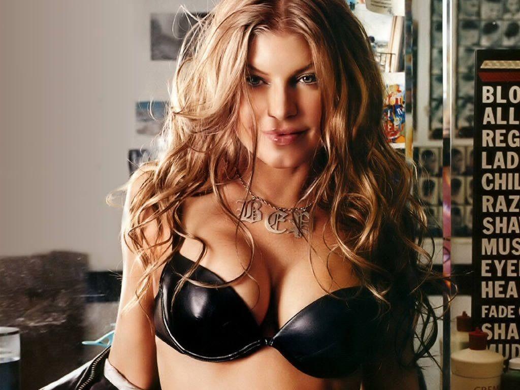 Fergie - Fotos nua e pelada