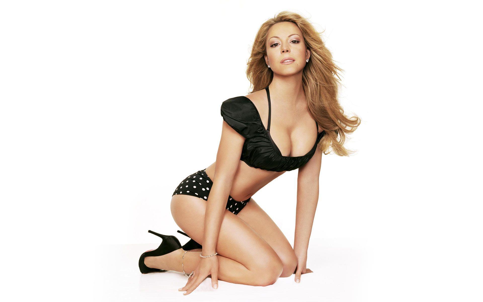 Mariah Carey - Fotos nua e pelada