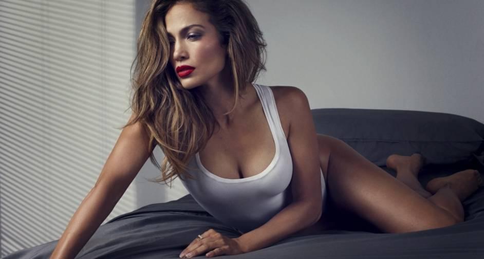 Jennifer Lopez - Fotos nua e pelada