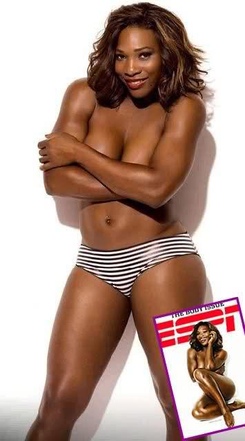 Serena Williams - Fotos nua e pelada