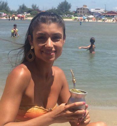 Carolina Aguaidas - Fotos nua e pelada