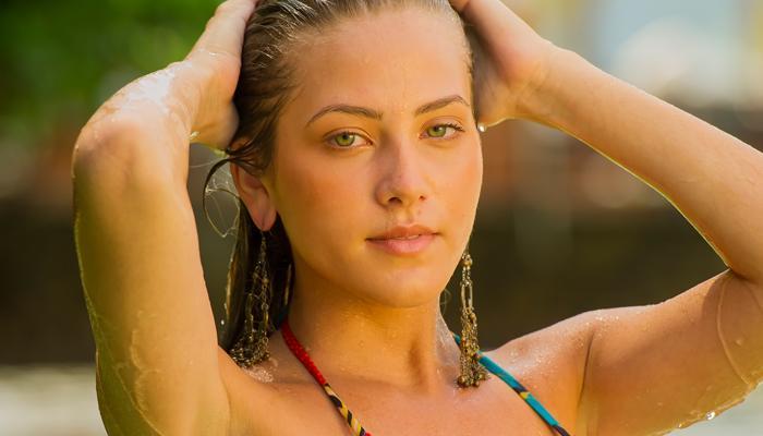 Hanna Romanazzi - Fotos nua e pelada