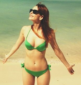 Titi Muller - Fotos nua e pelada