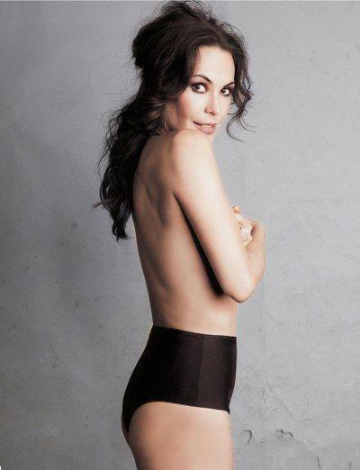 Carolina Ferraz - Fotos nua e pelada