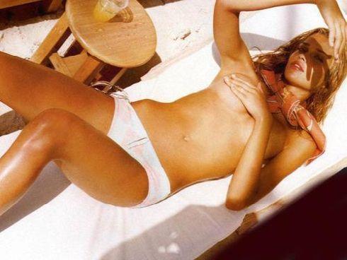 Ana Beatriz Barros - Fotos nua e pelada