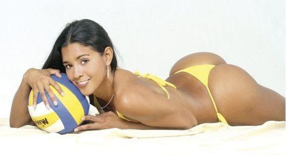 Jaqueline Carvalho (vôlei) - Fotos nua e pelada