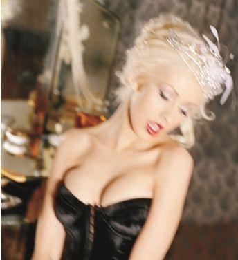 Christina Aguilera - Fotos nua e pelada