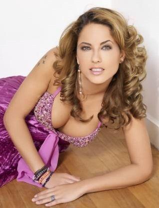 Bárbara Mori - Fotos nua e pelada