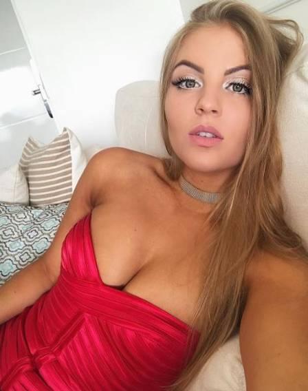 Luísa Sonza nua em foto vazada na web