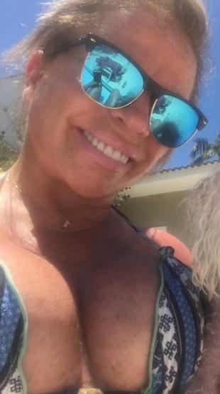 Christina Rocha - Fotos nua e pelada