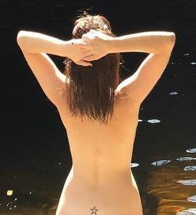 Greta Antoine - Fotos nua e pelada