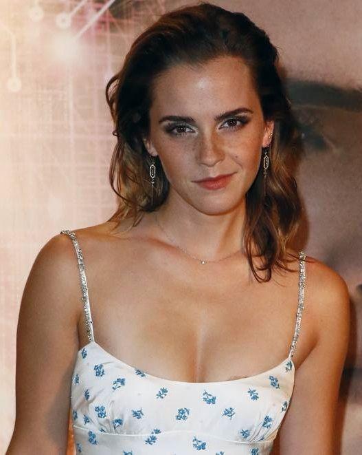 Emma Watson - Fotos nua e pelada
