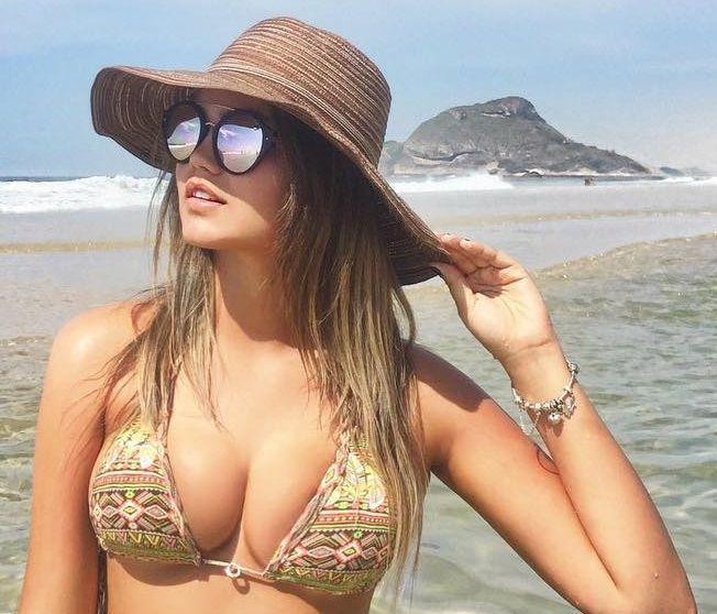 Suzanna Freitas - Fotos nua e pelada
