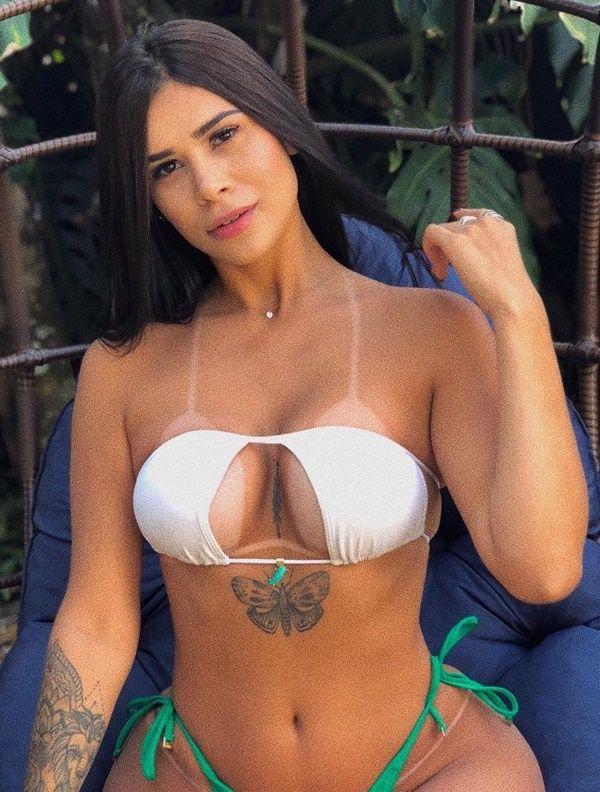 Ana Mosconi - Fotos nua e pelada
