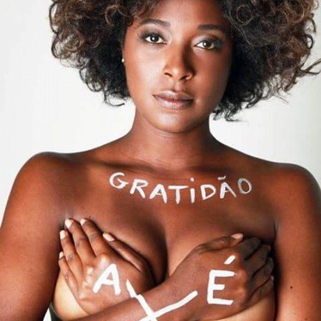 Dani Ornellas - Fotos nua e pelada