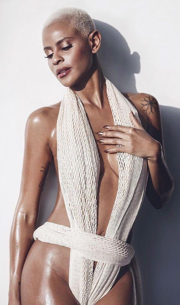 Aline Wirley - Fotos nua e pelada