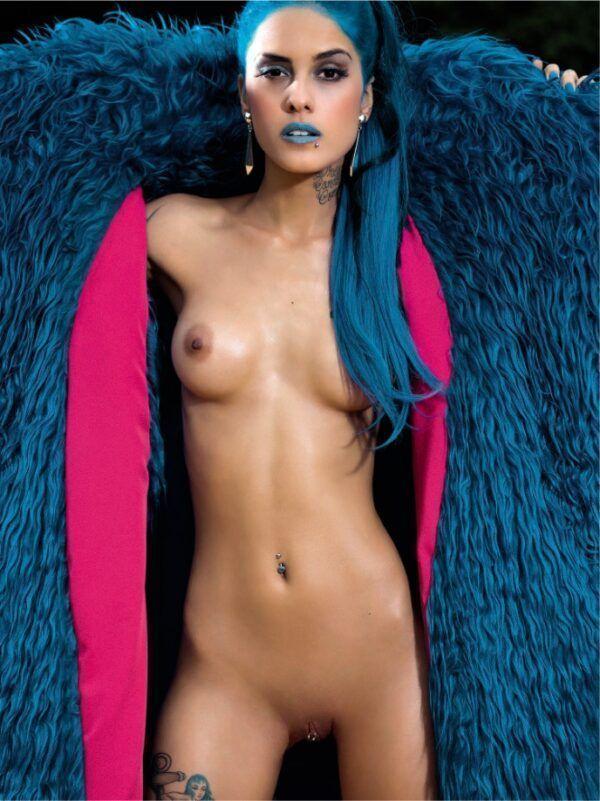 Fotos da Tati Zaqui nua pelada