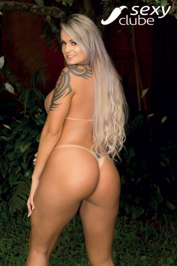 Aline Uva - Fotos nua e pelada