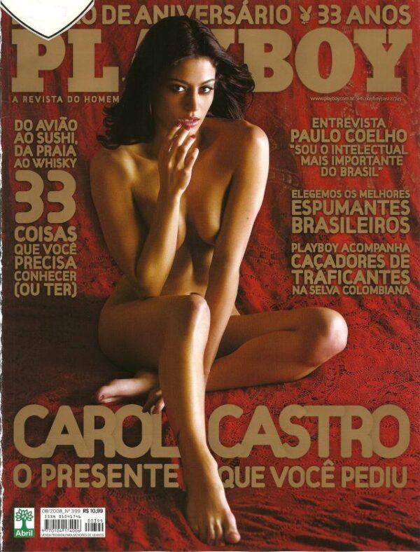 Carol Castro - Fotos nua e pelada