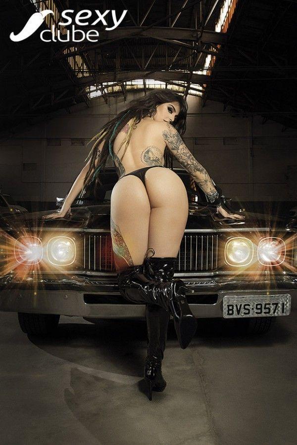 Fotos da atriz porno Dread Hot nua pelada