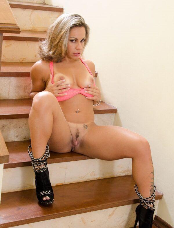 Fotos da atriz porno Melissa Pitanga nua pelada
