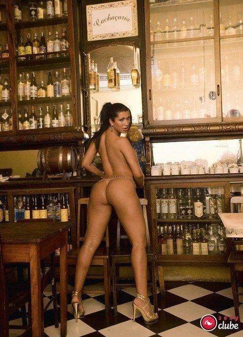 Fotos da Mulher Moranguinho pelada nua